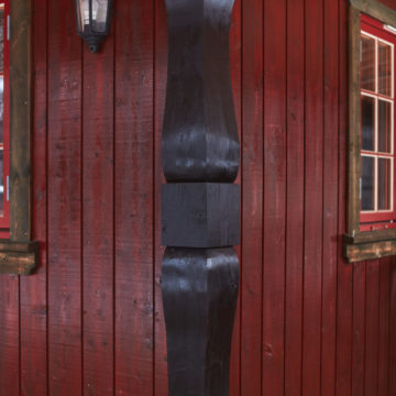 Annen trelast - pyntestolpe og hjørnestolper i furu